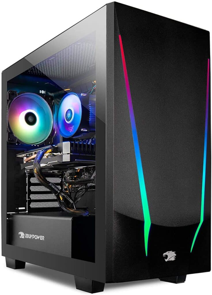 iBUYPOWER Trace 4 9310 Gaming PC Under 1000