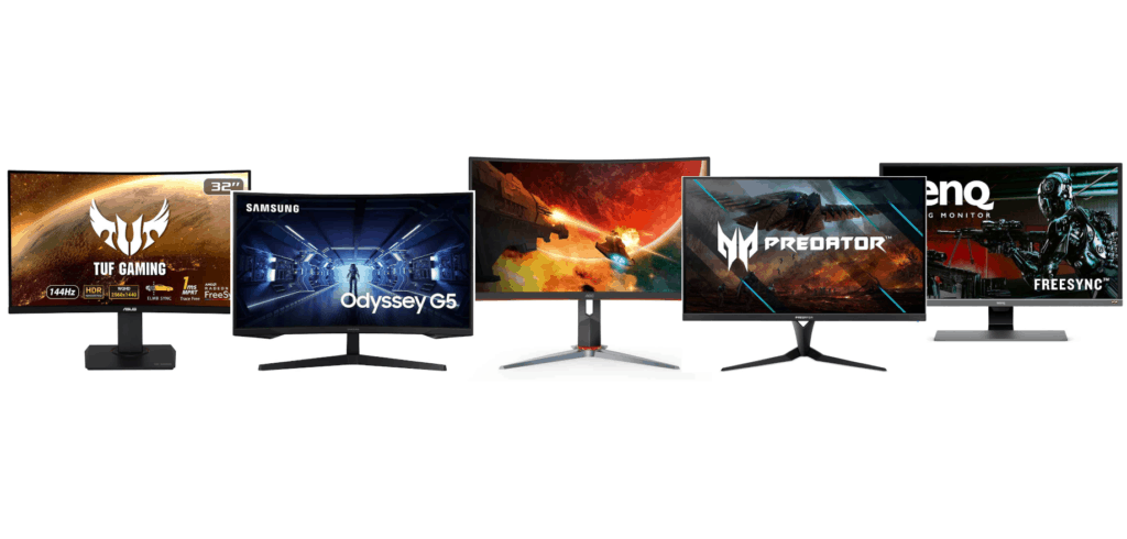 Best Gaming Monitor 32 Inch